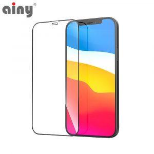 3D защитное стекло Ainy® iPhone 12/12 Pro (6.1)
