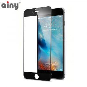 3D защитное стекло Ainy® iPhone 6 Plus/6s Plus (только перед)
