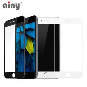 3D защитное стекло Ainy® iPhone 6/6s (только перед)