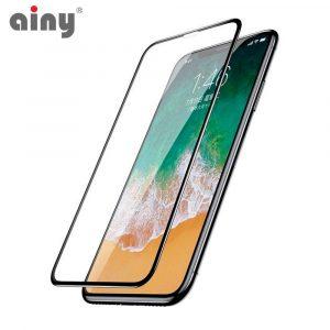 3D защитное стекло Ainy® iPhone XS Max/11 Pro Max (только перед)