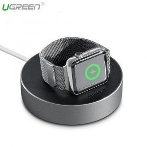 Подставка UGreen® Charger Stand Apple Watch 38мм/42мм (алюминий/PC)