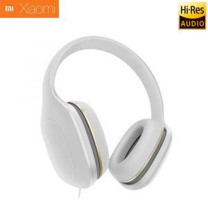 Накладные наушники Xiaomi Mi Headphones Light (гарнитура с микрофоном)