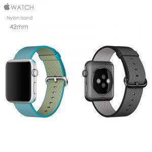 Нейлоновый ремешок Apple Watch 42мм/44мм (20+ цветов)