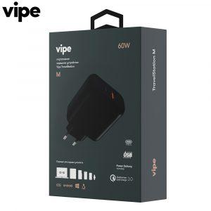 Адаптер питания Vipe© Travel Station Model M (60 W)
