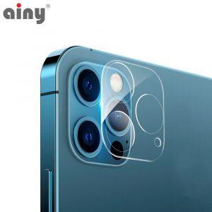 3D защитное стекло камеры Ainy® iPhone 12 Pro