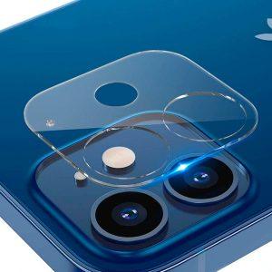 3D защитное стекло камеры Ainy® iPhone 12
