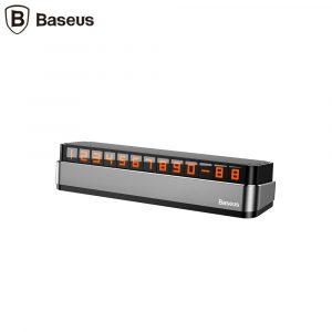 Табличка с номером телефона в автомобиль Baseus Moonlight Box Series