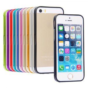 Бампер iPhone 5/5s/SE (алюминий)