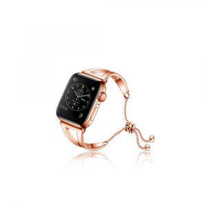 Металлический ремешок Hollow Metal Strap Watch 38мм/40 мм
