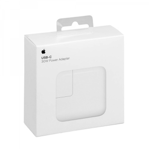 Адаптер питания Apple USB-C 30W Power Adapter (оригинал)