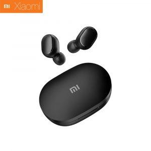 Bluetooth наушники Xiaomi Mi True Wireless Earbuds Basic 2S (TWSEJ07LS)