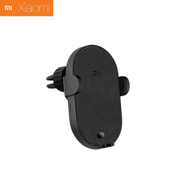 Держатель с б/п зарядкой Xiaomi ZMI Auto-Clamping Wireless Car Charger (WCJ11)