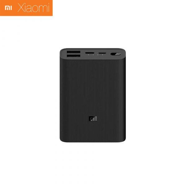 Портативная зарядка Xiaomi Mi Power Bank 3 Ultra compact 10000mAh (BHR4412GL)